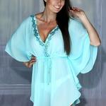 Amber - Light blue