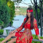 Sophia - Červená