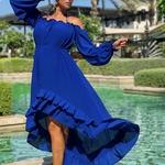 Isabella - Blue