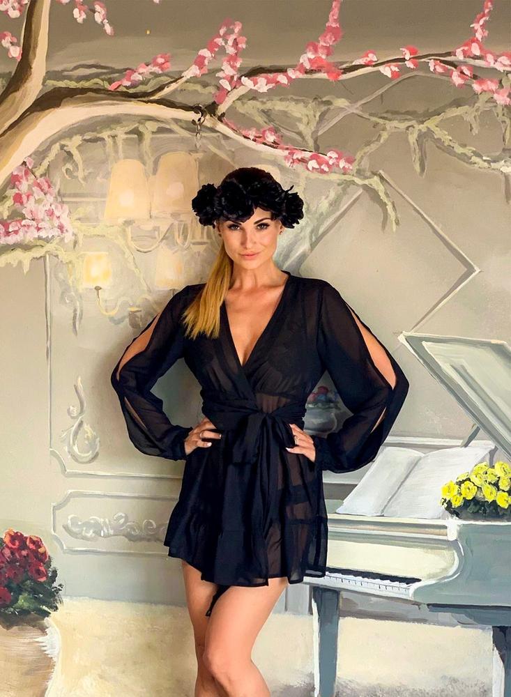 Linda - Black