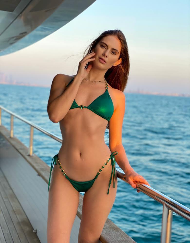 Adrianne - Green