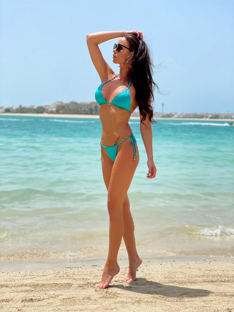 Adrianne - Turquoise