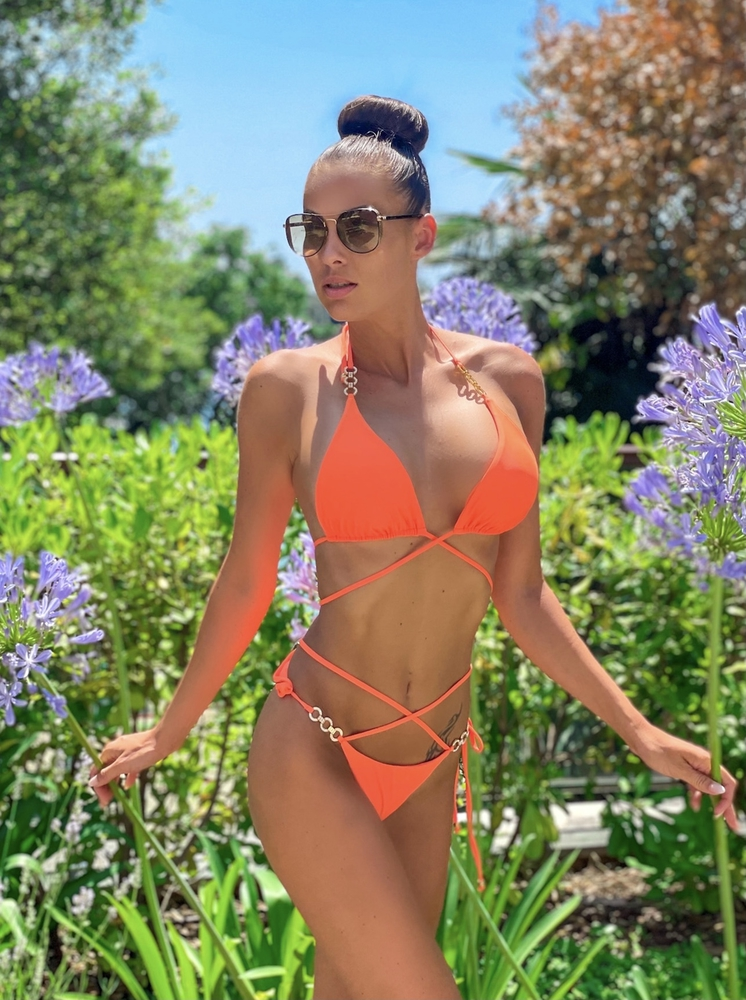 Elise - Oranžová